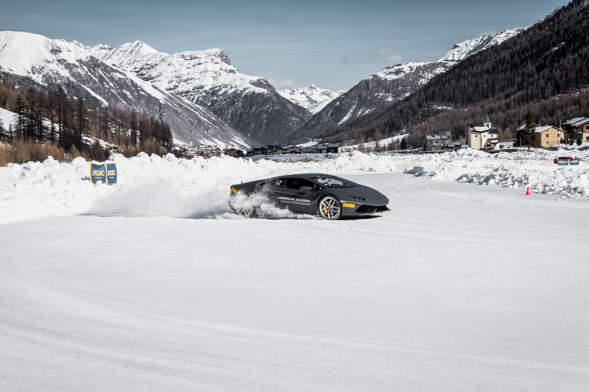 Lamborghini Winter Accademia 17