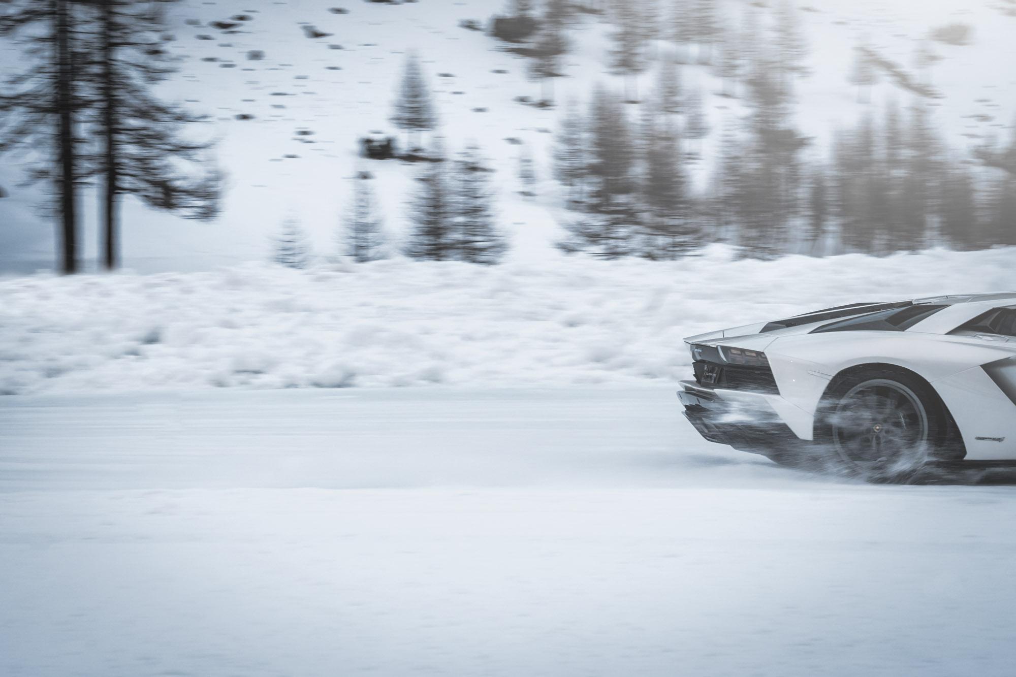 Lamborghini Winter Accademia 18