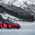 The Lamborghini Winter Accademia - A dance on thin ice
