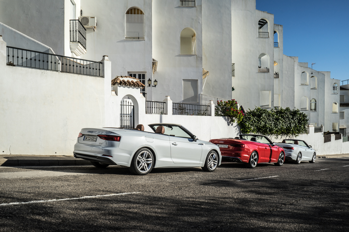 Launching The New Audi S5 Cabrio 3