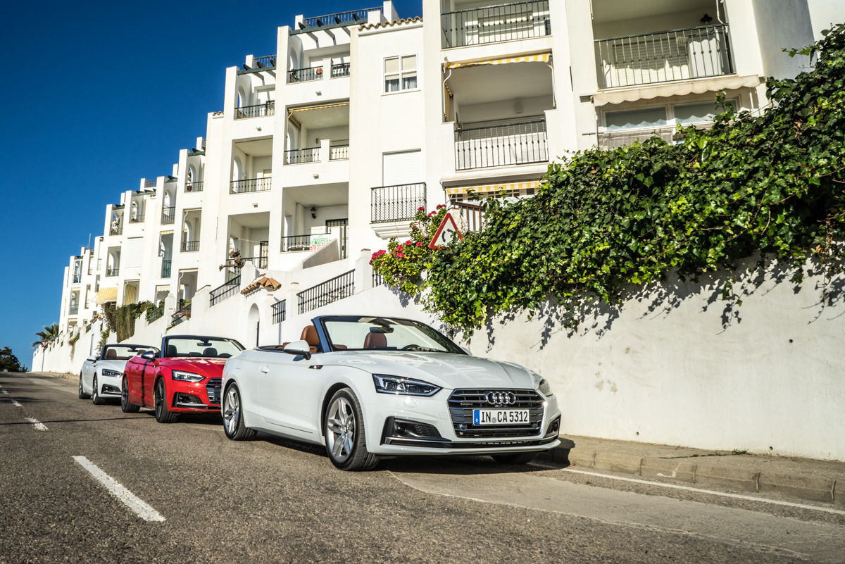 Launching The New Audi S5 Cabrio 5
