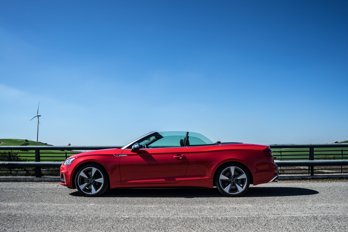 Launching The New Audi S5 Cabrio 7