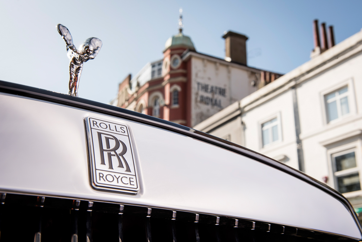 Rolls-Royce X British Music Legends for Bespoke Wraith Series 11
