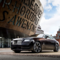 Rolls-Royce X British Music Legends for Bespoke Wraith Series