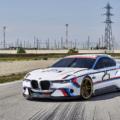 Die Vernetzung von Fahrer und Fahrzeug: <br>Der BMW 3.0 CSL Hommage R.