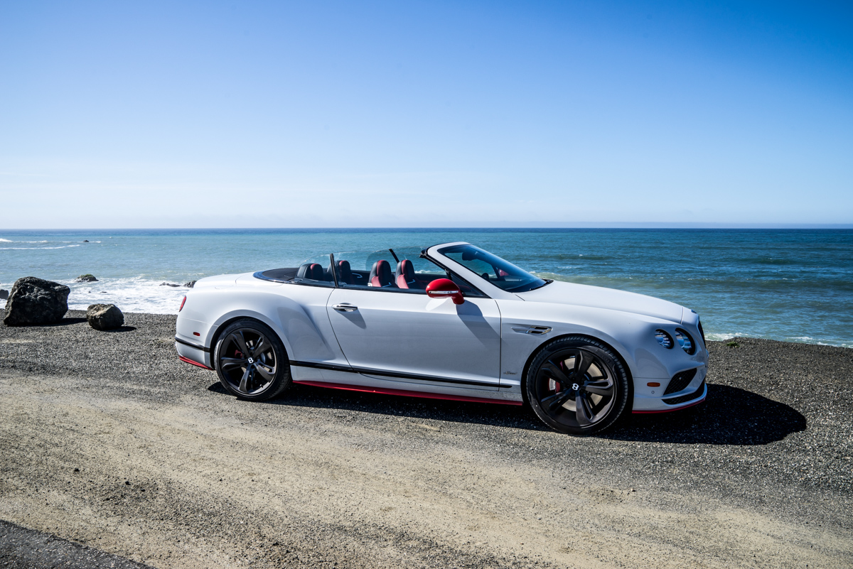 Epic Roadtrip from LA to San Francisco In a Bentley GT Speed Convertible 4