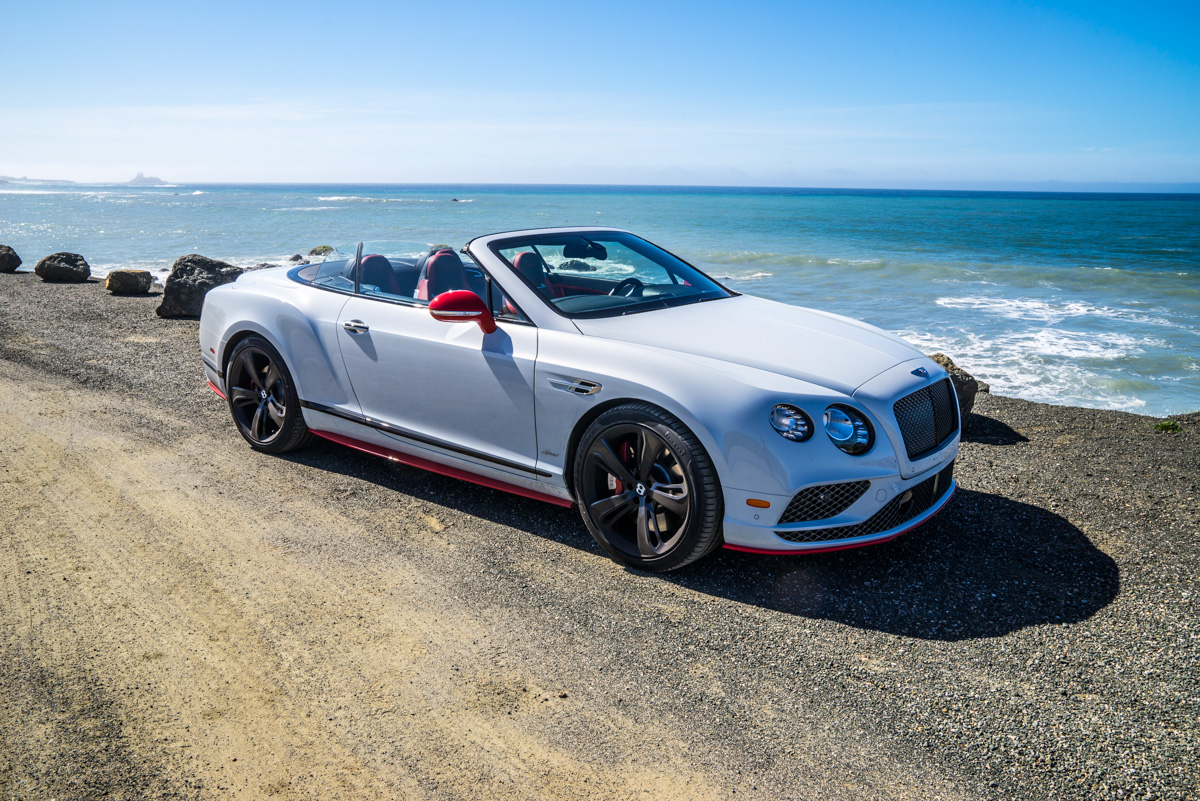 Epic Roadtrip from LA to San Francisco In a Bentley GT Speed Convertible 9