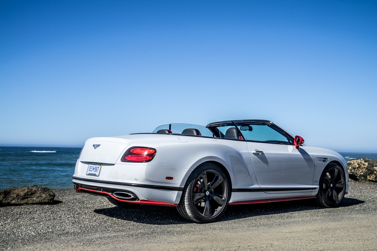 Epic Roadtrip from LA to San Francisco In a Bentley GT Speed Convertible 5