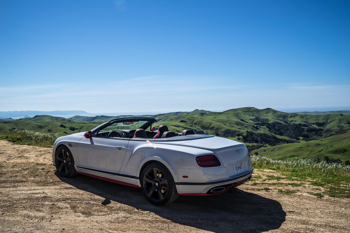 Epic Roadtrip from LA to San Francisco In a Bentley GT Speed Convertible 3