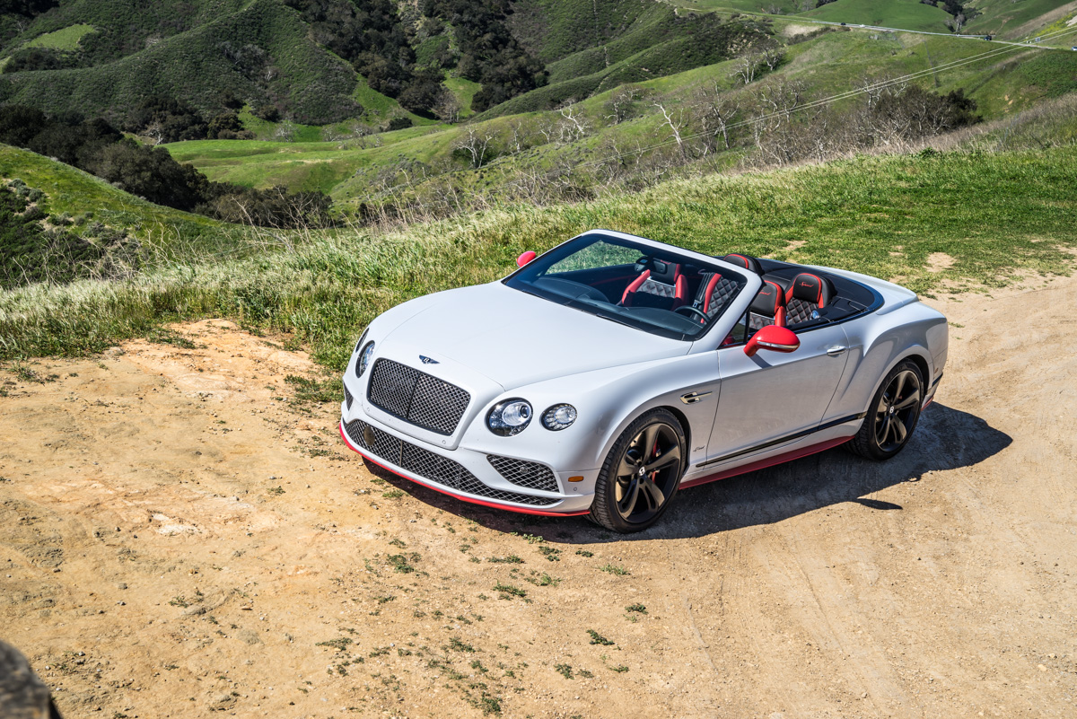 Epic Roadtrip from LA to San Francisco In a Bentley GT Speed Convertible 6