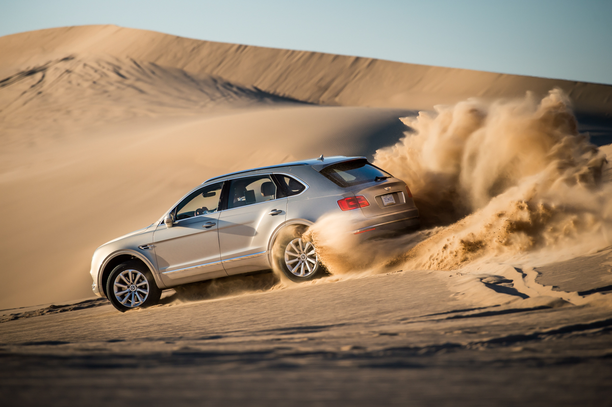Life With The Fastest SUV. The Bentley Bentayga 12