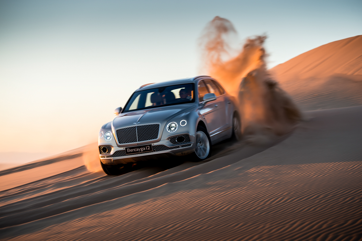 Life With The Fastest SUV. The Bentley Bentayga 7