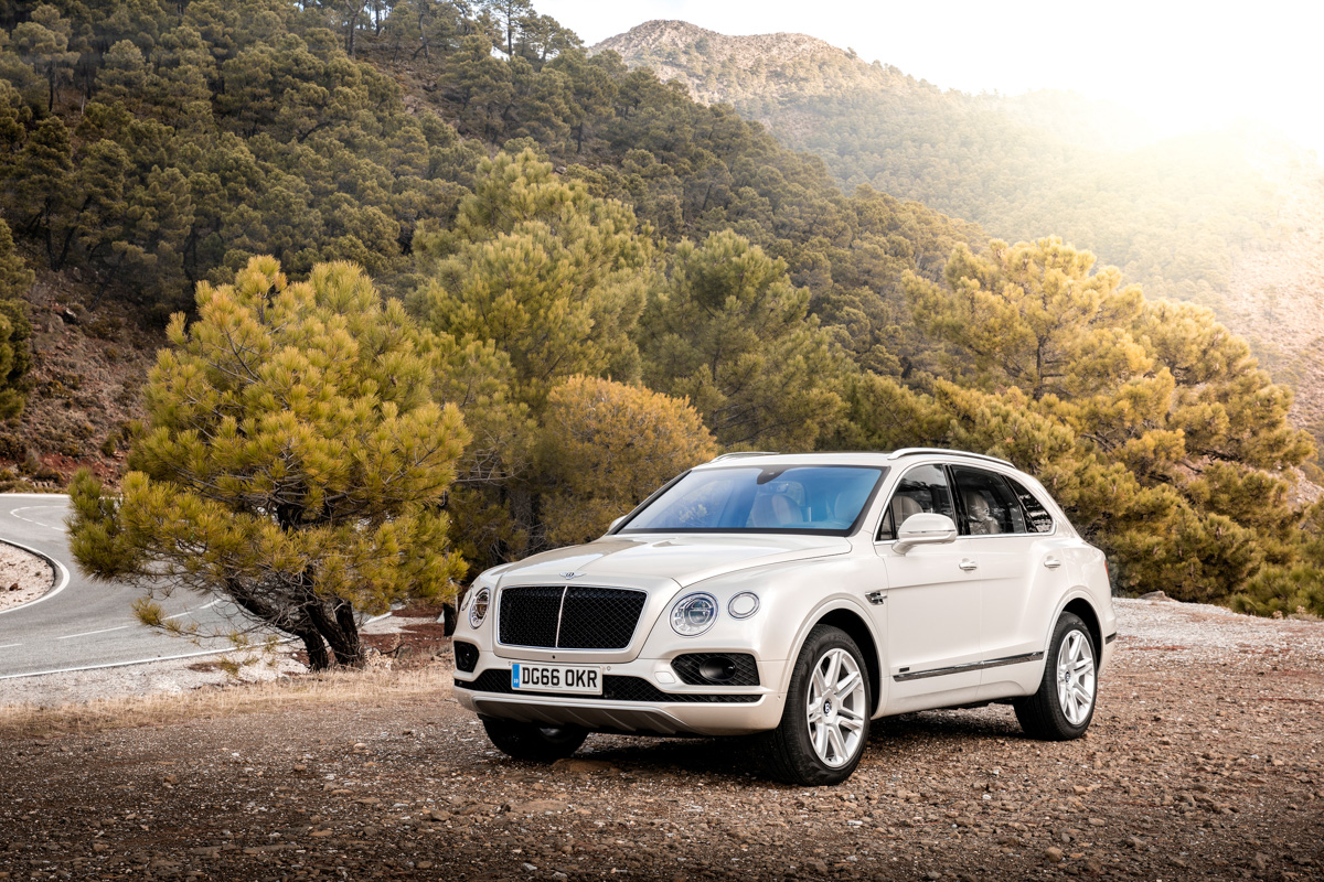 Life With The Fastest SUV. The Bentley Bentayga 8