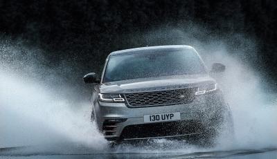 Mit dem Range Rover Velar auf den Straßen Norwegens