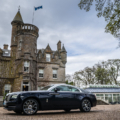Staying at Carlowrie Castle, Edinburgh