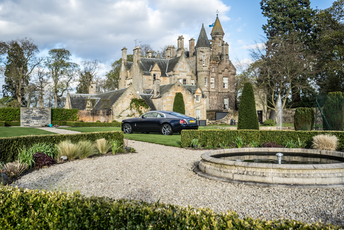 Staying At Carlowrie Castle Edinburgh Mr Goodlife