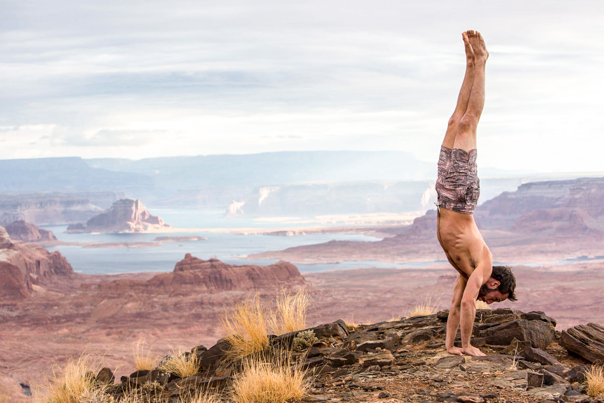 Yoga at 1000ft With Amangiri in Utah 1