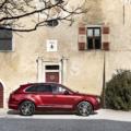 Mit dem neuen Bentayga Diesel entlang der Südtiroler Alpen