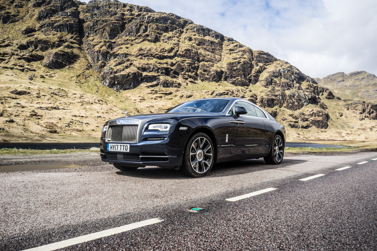Rolls-Royce Road Tripping With The Wraith 3
