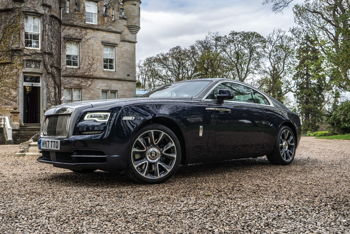 Rolls-Royce Road Tripping With The Wraith 4