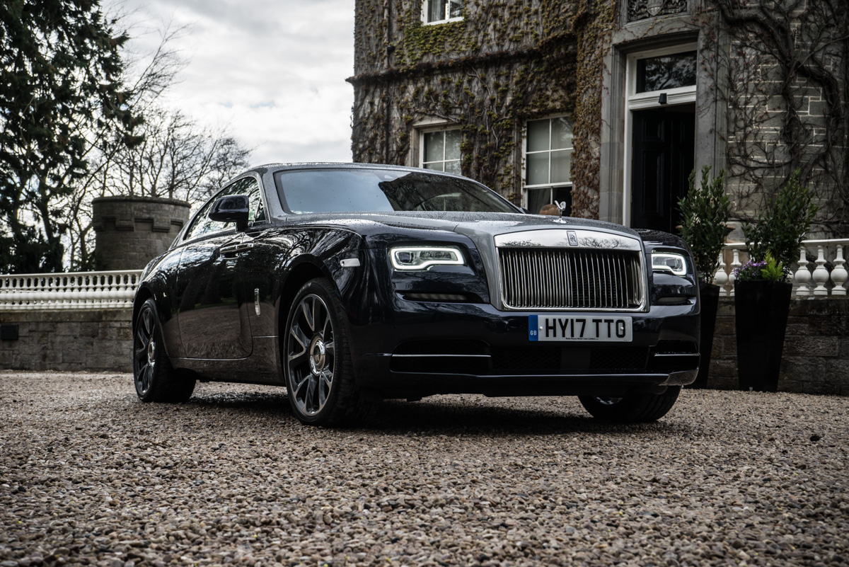 Rolls-Royce Road Tripping With The Wraith 5