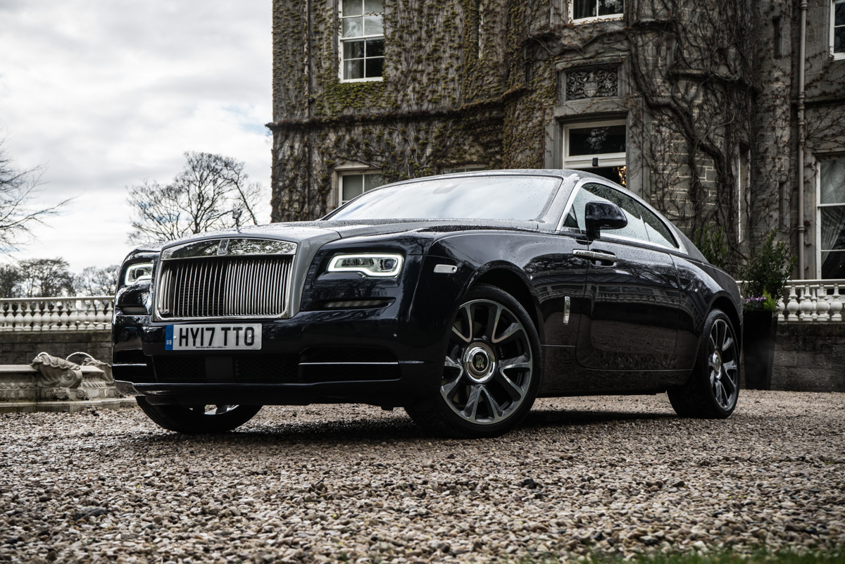 Rolls-Royce Road Tripping With The Wraith 1