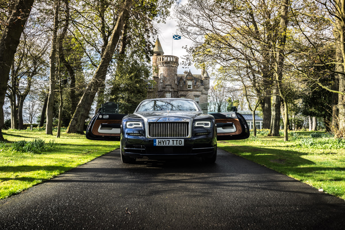 Rolls-Royce Road Tripping With The Wraith 9