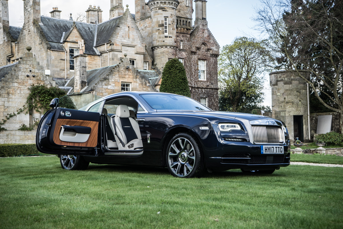 Rolls-Royce Road Tripping With The Wraith 7