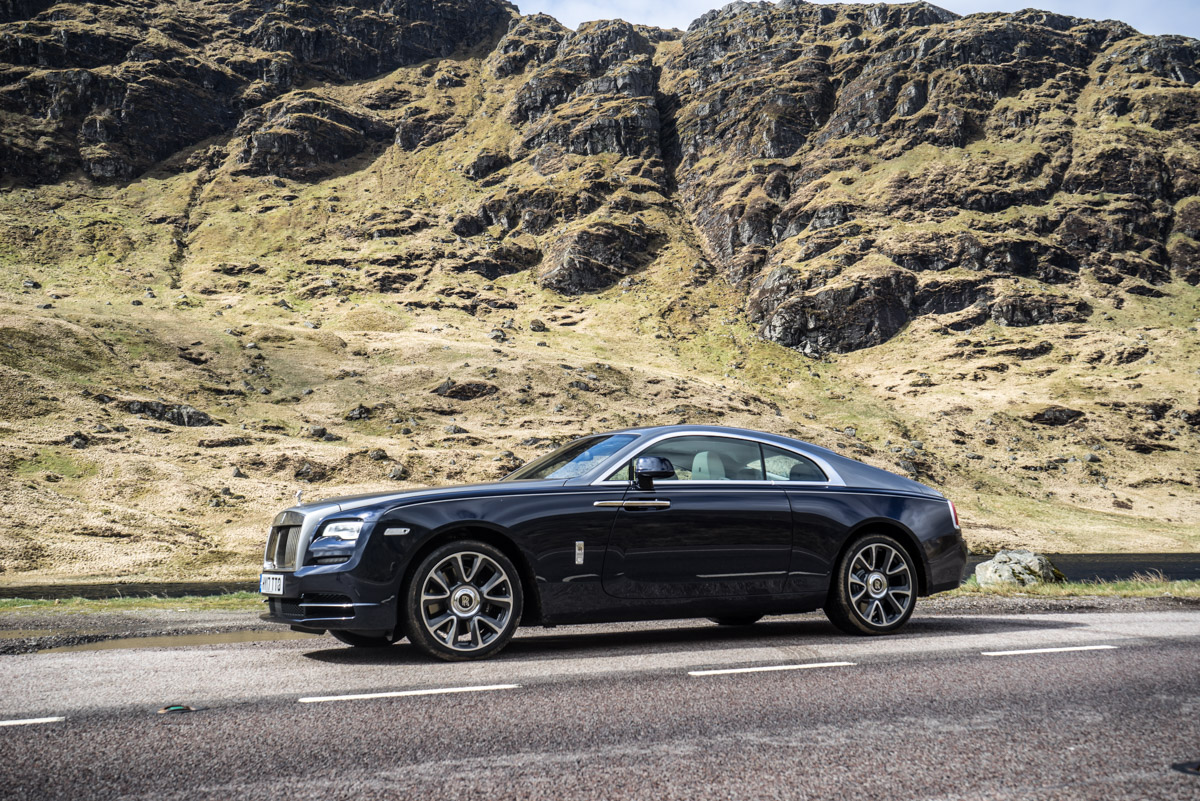 Rolls-Royce Road Tripping With The Wraith 6