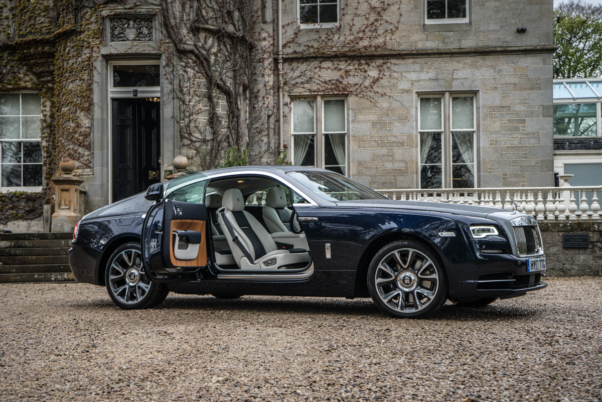 Rolls-Royce Road Tripping With The Wraith 2