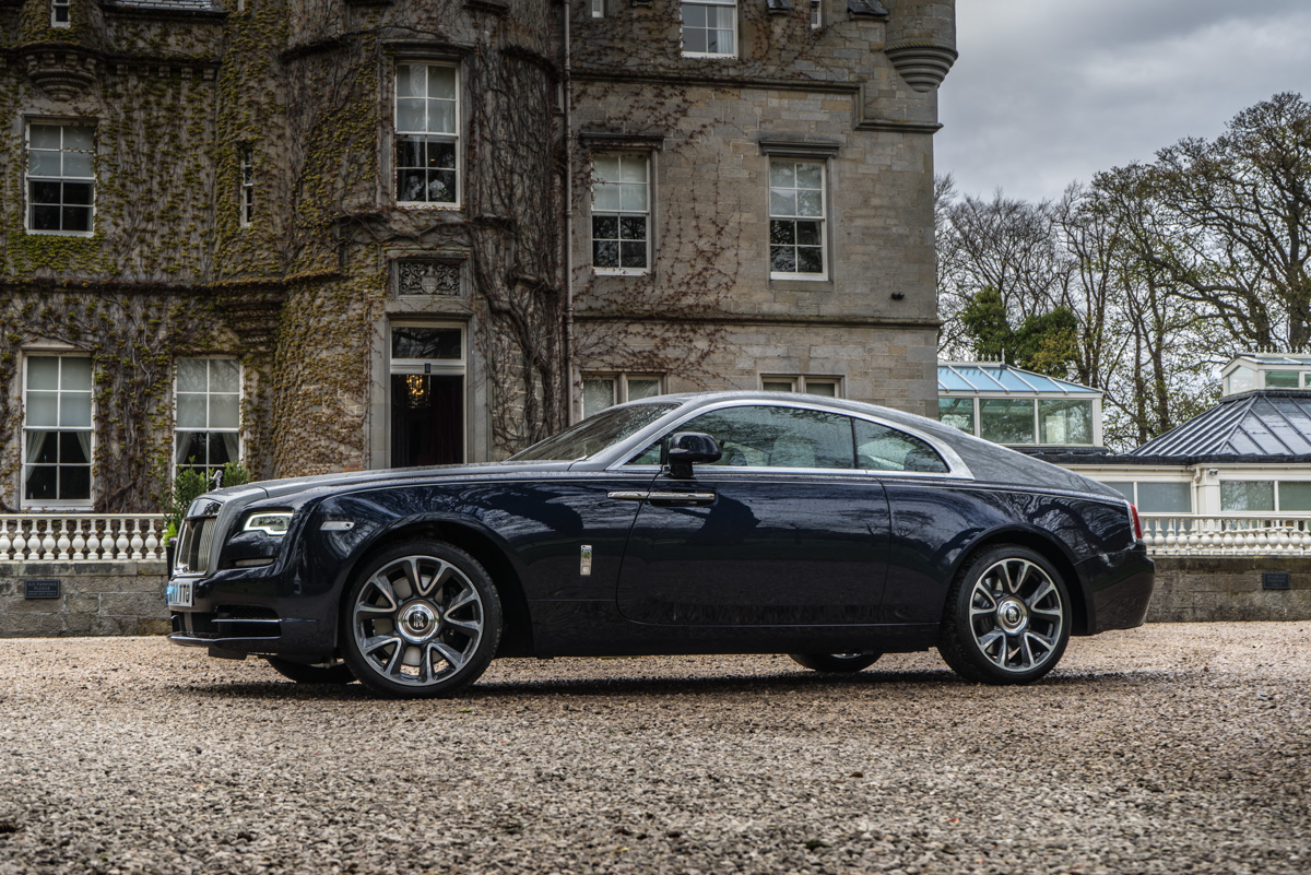 Rolls-Royce Road Tripping With The Wraith 8