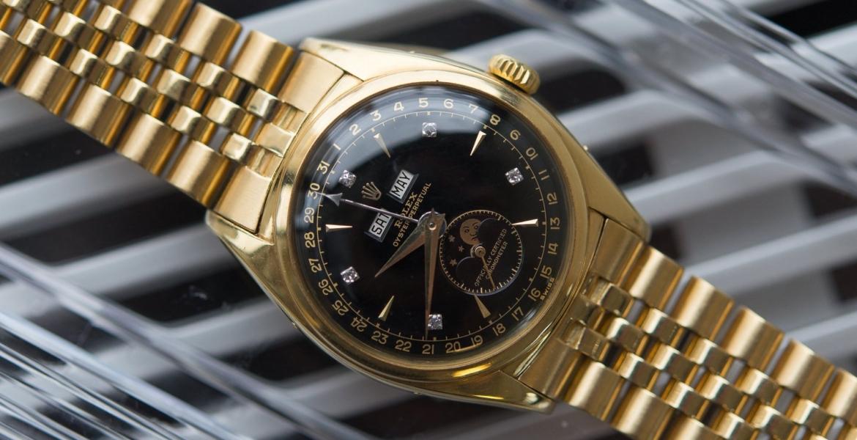 Das ist die teuerste Rolex, die jemals versteigert wurde: Ref. 6062 'Bao Dai'