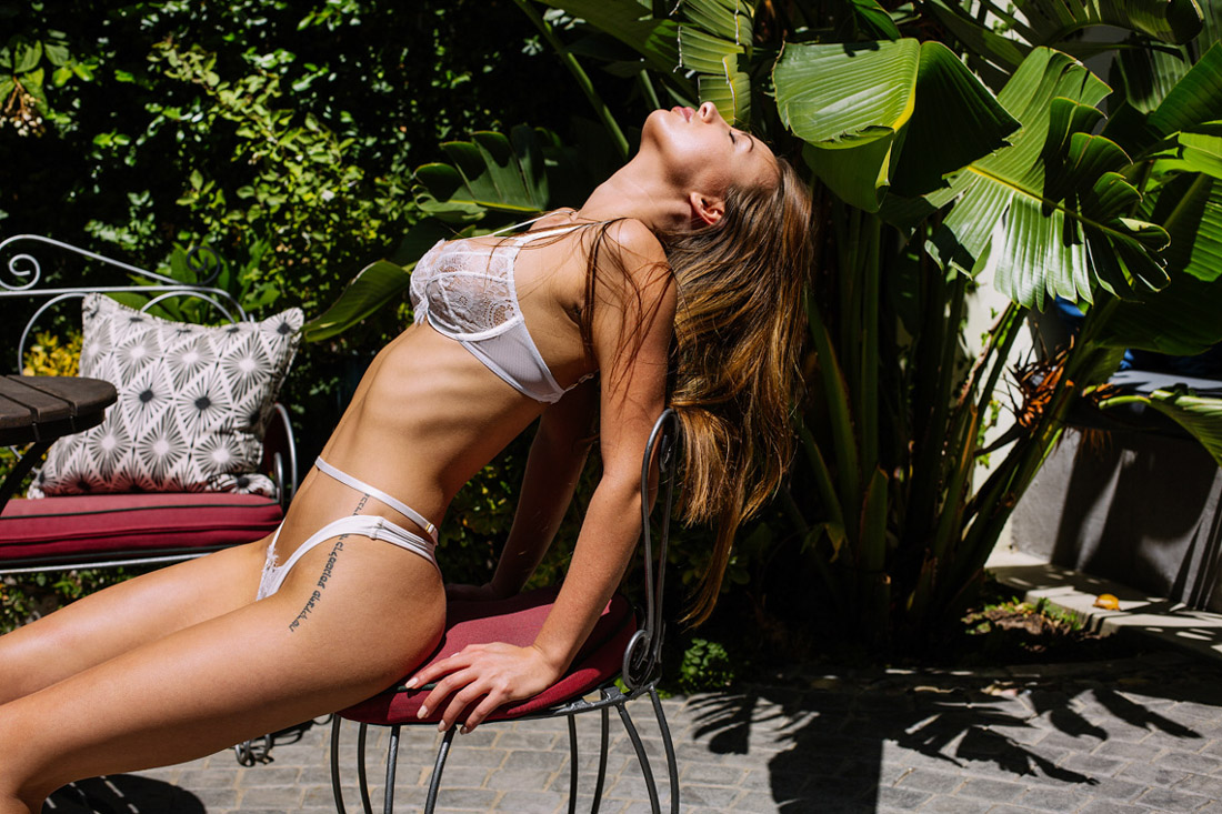 Sunbathe with Lois Rose and Dpak Photography 1