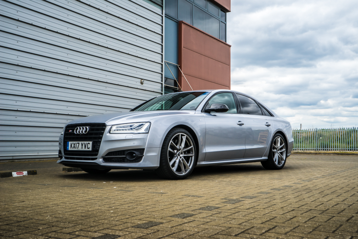 A well rounded performance sedan: The Mighty Audi S8 Plus 5