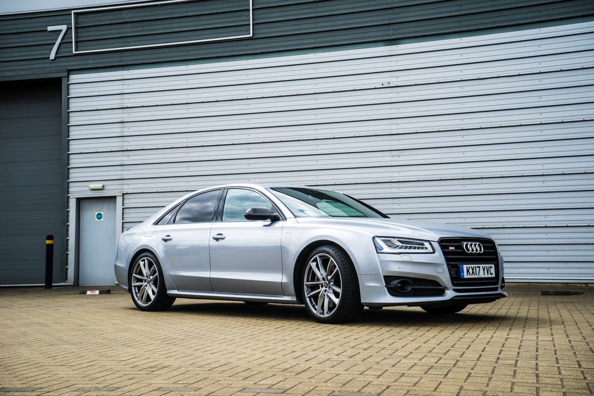 A well rounded performance sedan: The Mighty Audi S8 Plus 11