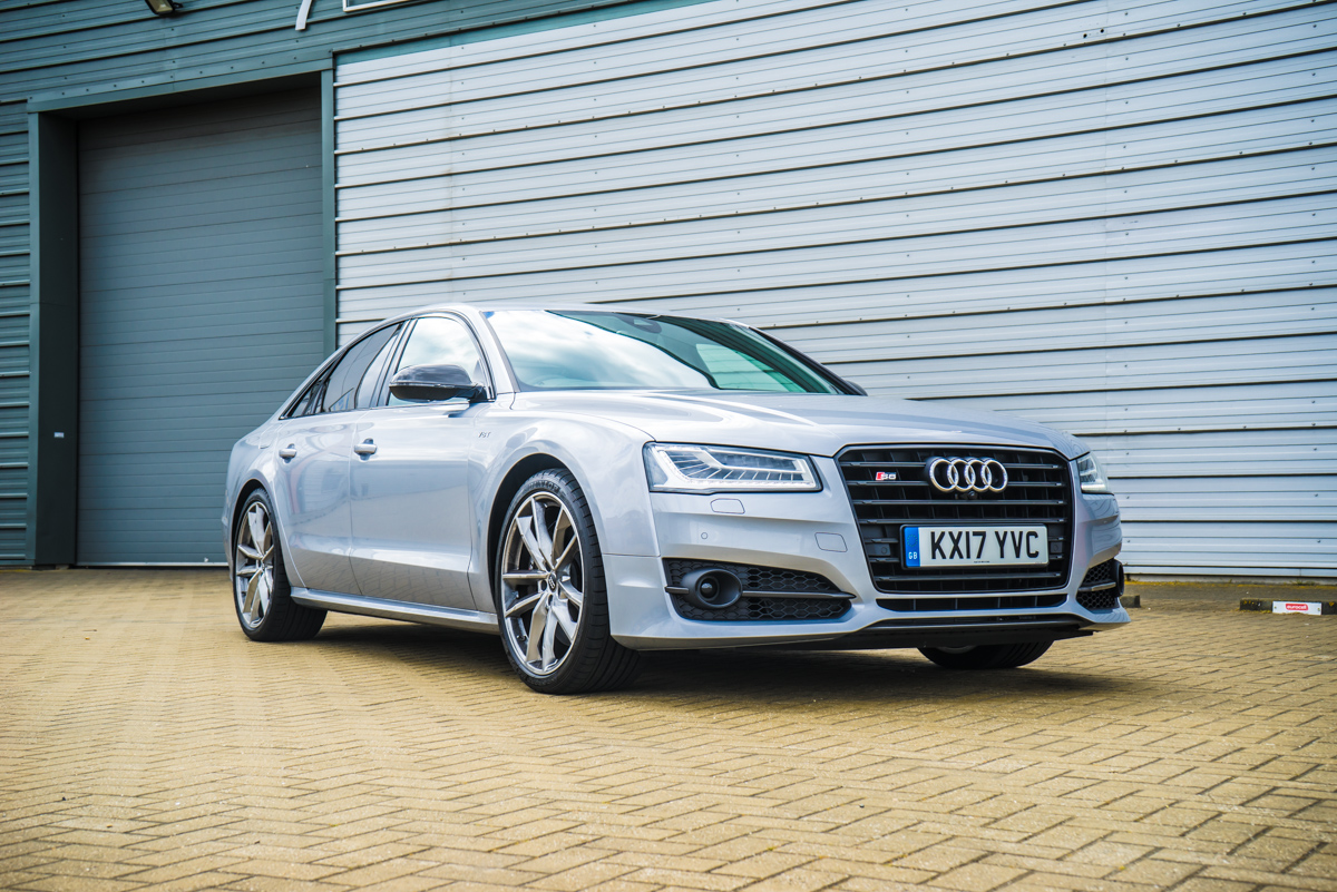 A well rounded performance sedan: The Mighty Audi S8 Plus 13