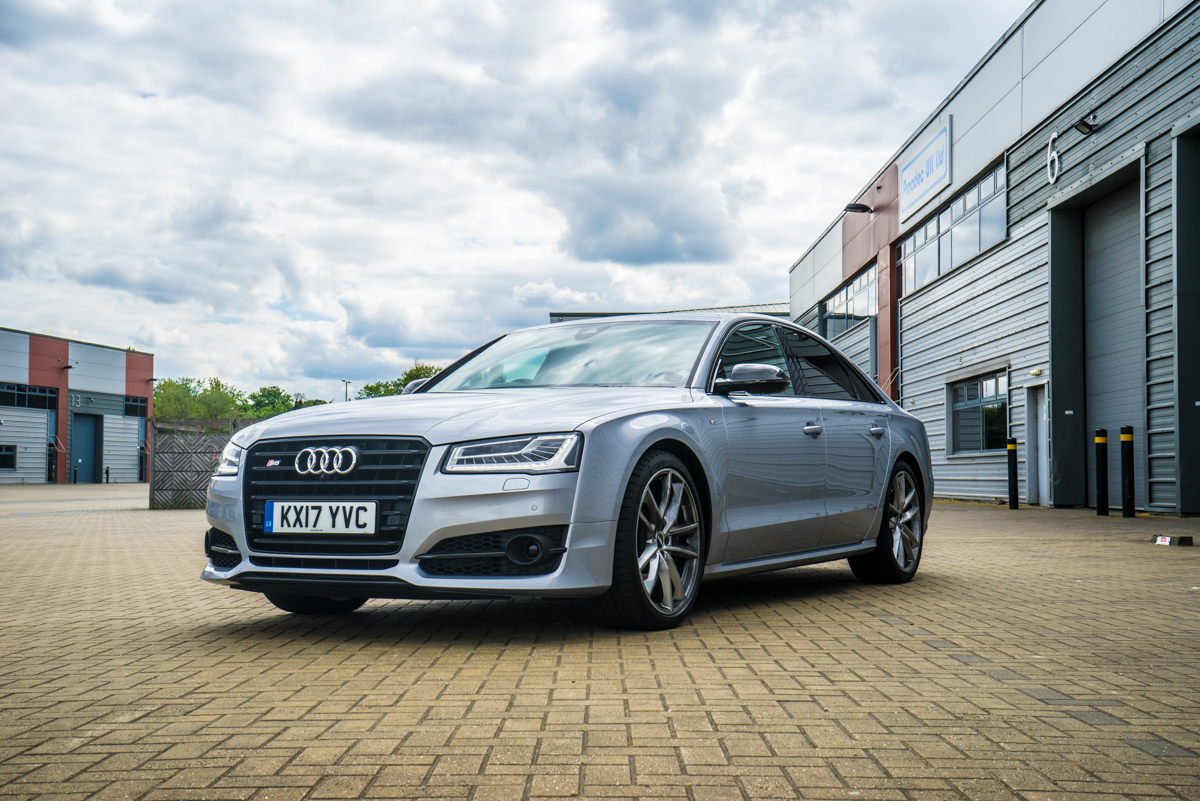 A well rounded performance sedan: The Mighty Audi S8 Plus 12