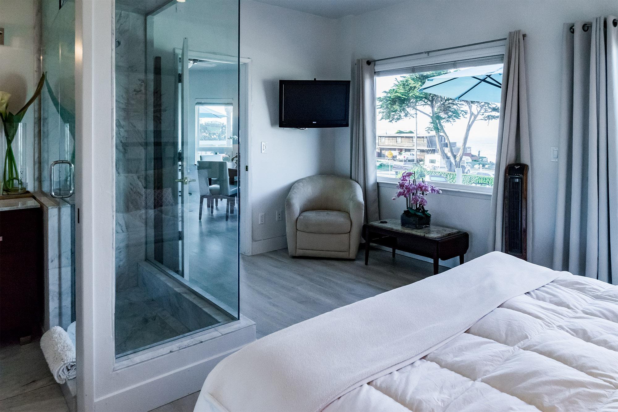 Zwischen Los Angeles und San Francisco: Boutique-Hotel Pier View Suites 4