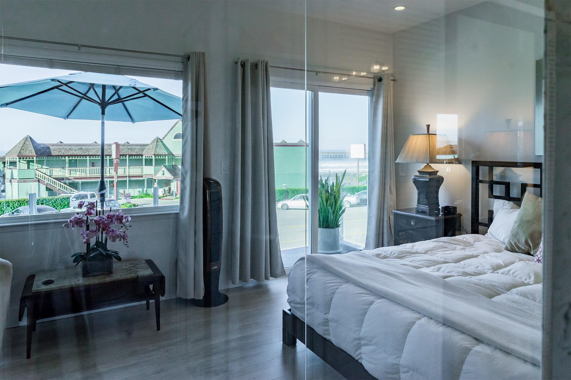 Zwischen Los Angeles und San Francisco: Boutique-Hotel Pier View Suites 5