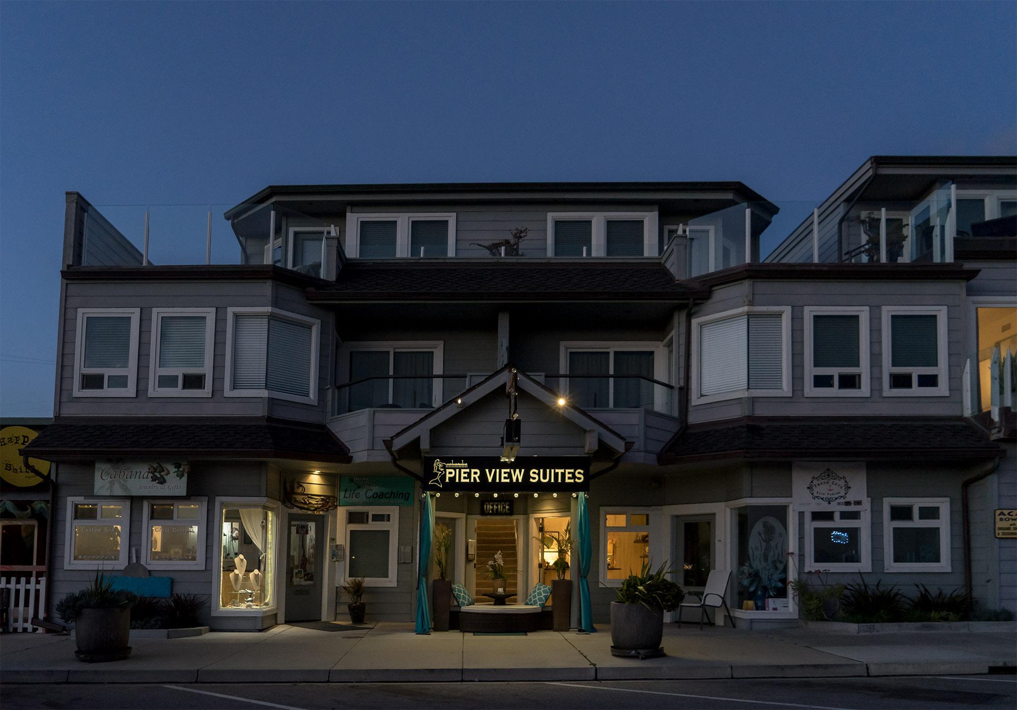 Zwischen Los Angeles und San Francisco: Boutique-Hotel Pier View Suites 13