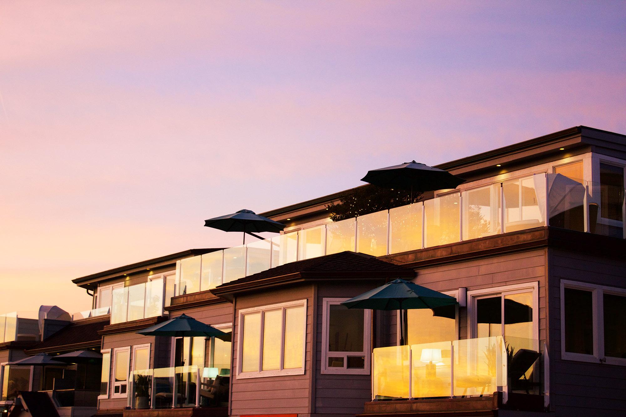 Zwischen Los Angeles und San Francisco: Boutique-Hotel Pier View Suites 1