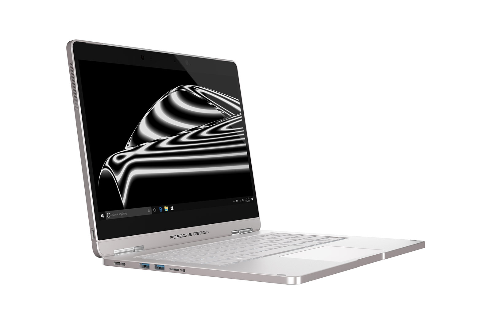 Edles Ultra-Notebook: Das Porsche Design BOOK ONE 2