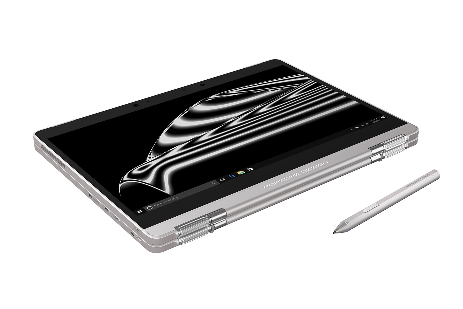 Edles Ultra-Notebook: Das Porsche Design BOOK ONE 5