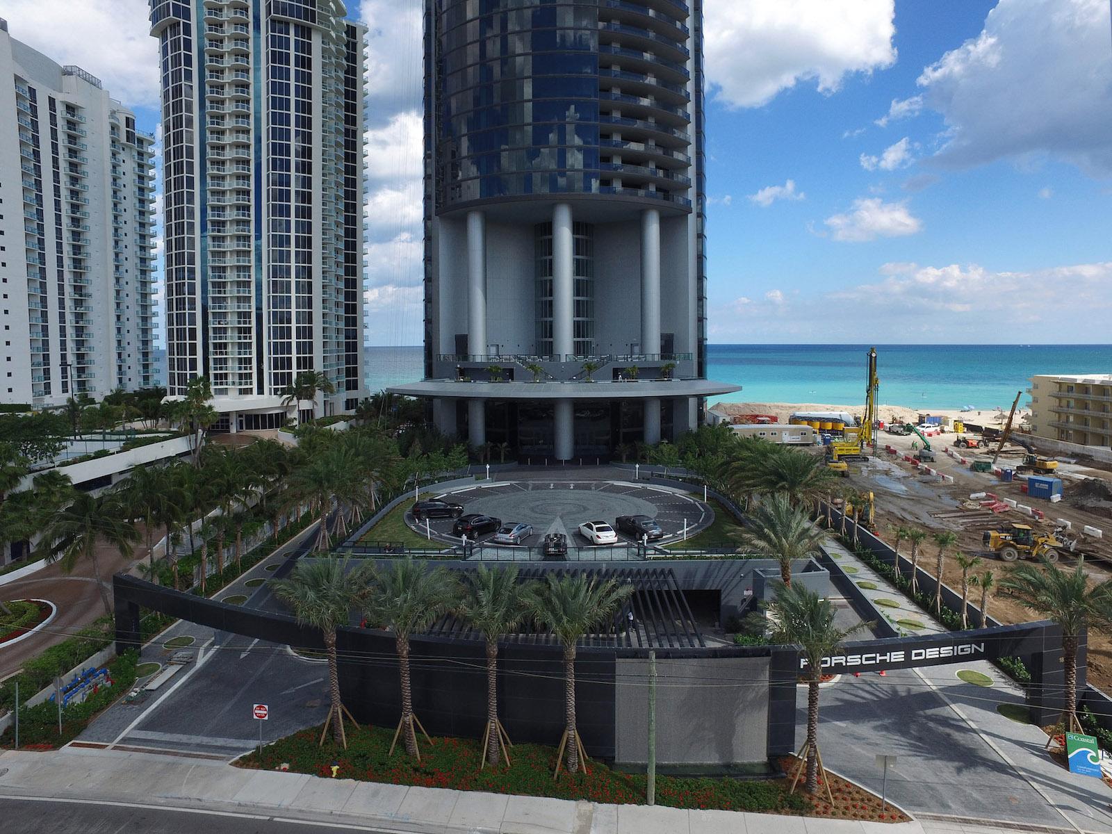Technologie und luxuriöser Wohnkomfort: Der Porsche Design Tower Miami 4
