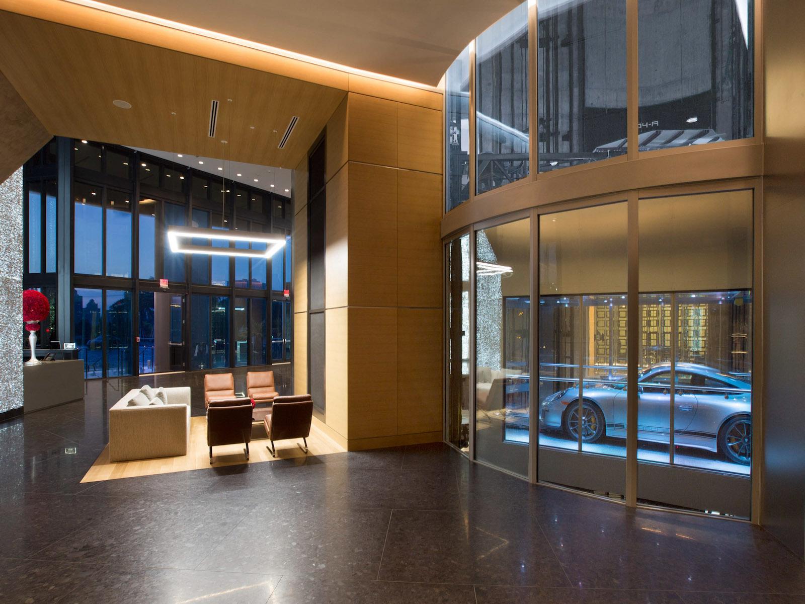 Technologie und luxuriöser Wohnkomfort: Der Porsche Design Tower Miami 6
