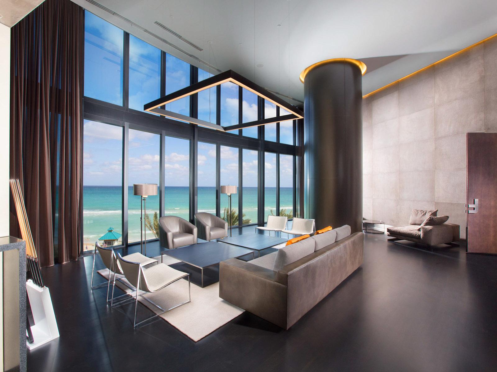 Technologie und luxuriöser Wohnkomfort: Der Porsche Design Tower Miami 8