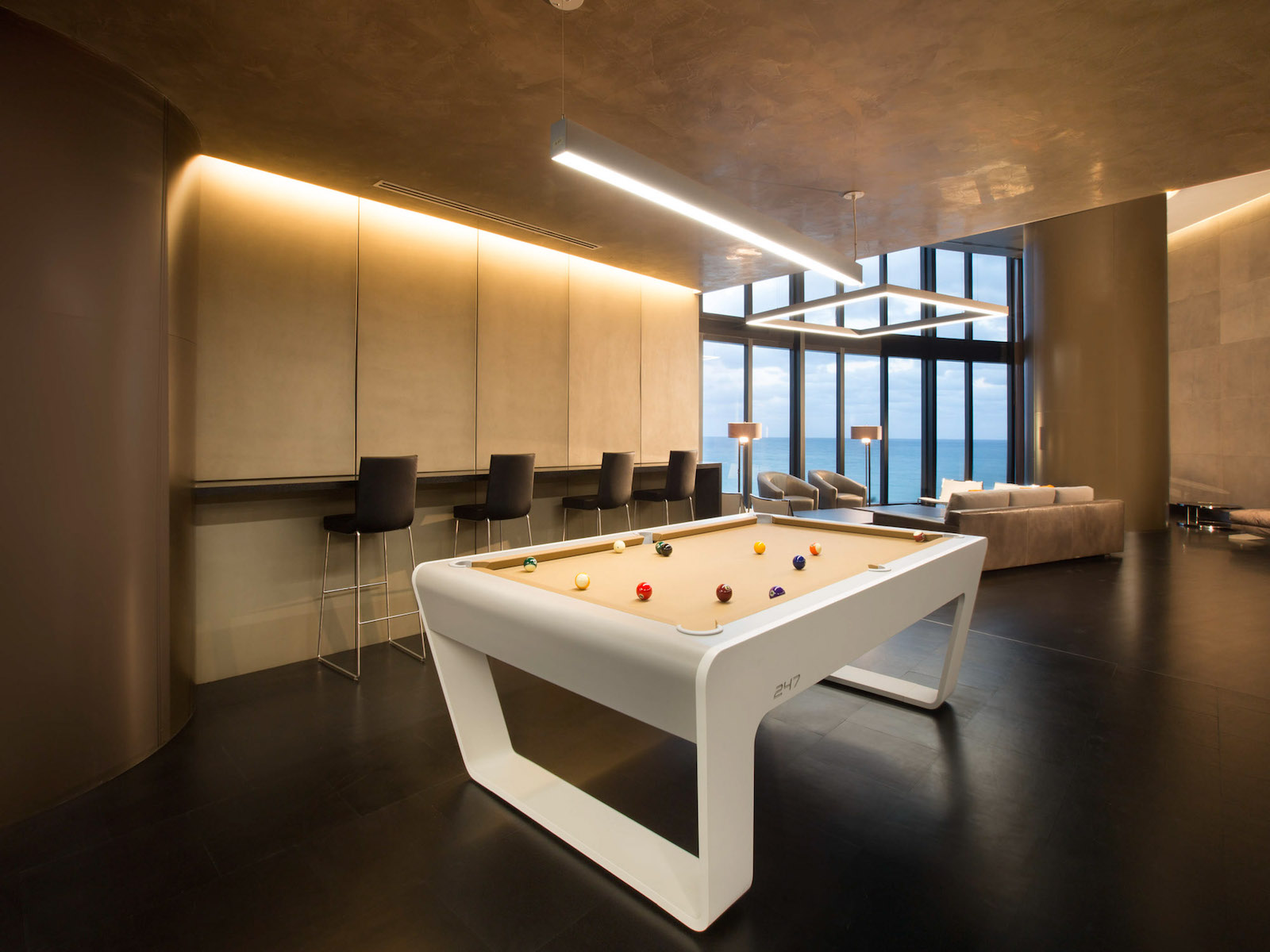Technologie und luxuriöser Wohnkomfort: Der Porsche Design Tower Miami 10