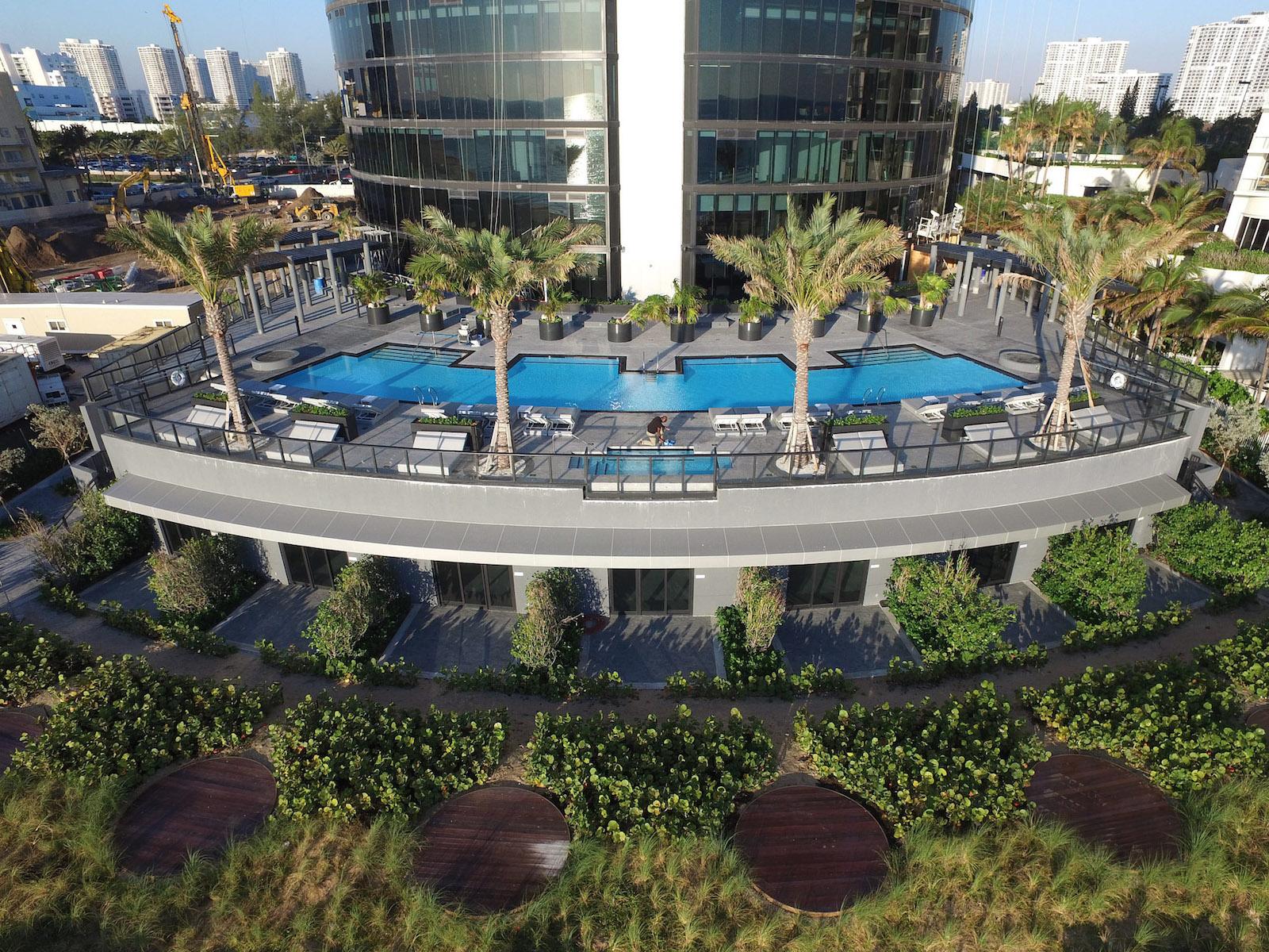 Technologie und luxuriöser Wohnkomfort: Der Porsche Design Tower Miami 12