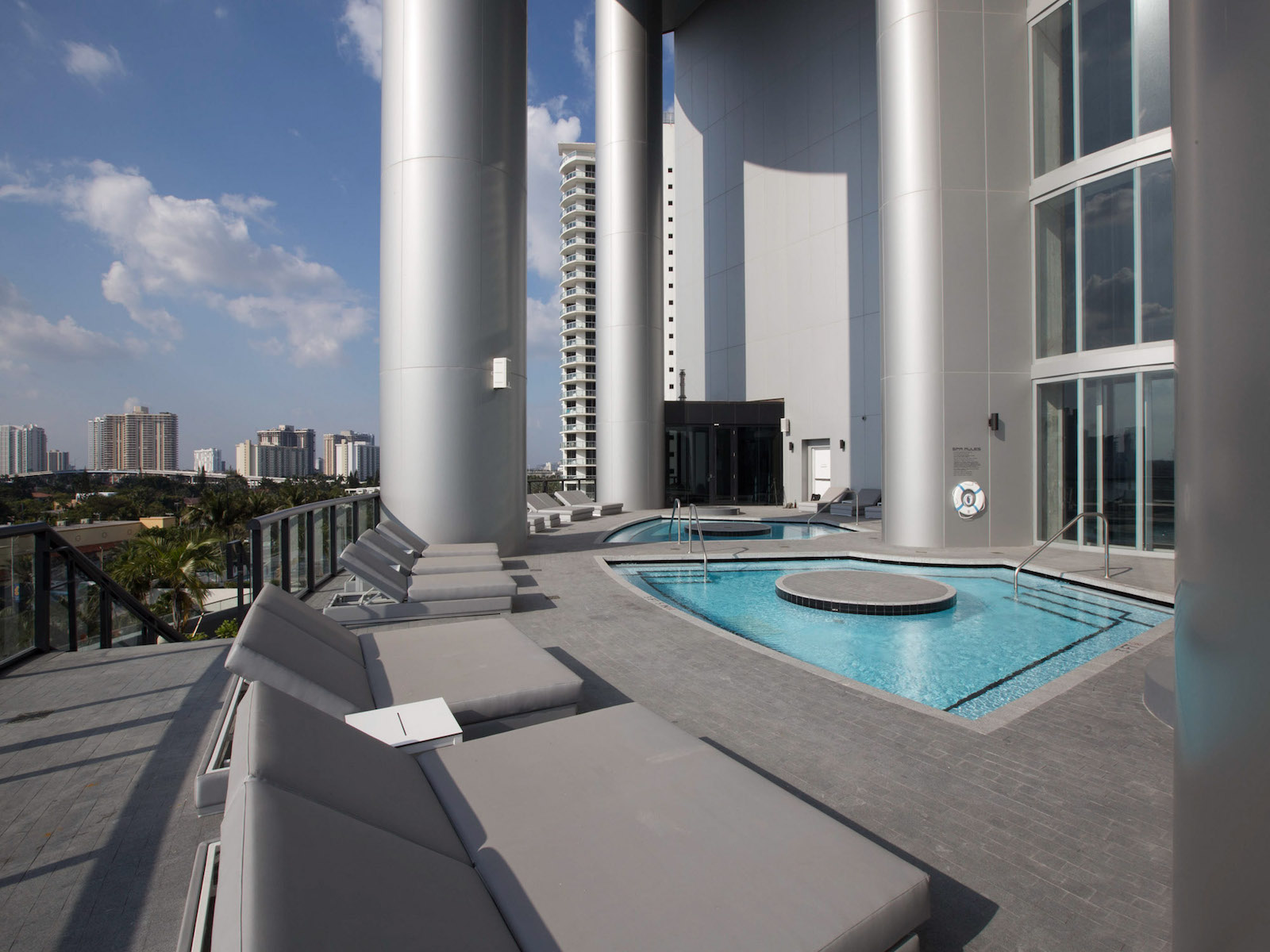 Technologie und luxuriöser Wohnkomfort: Der Porsche Design Tower Miami 13