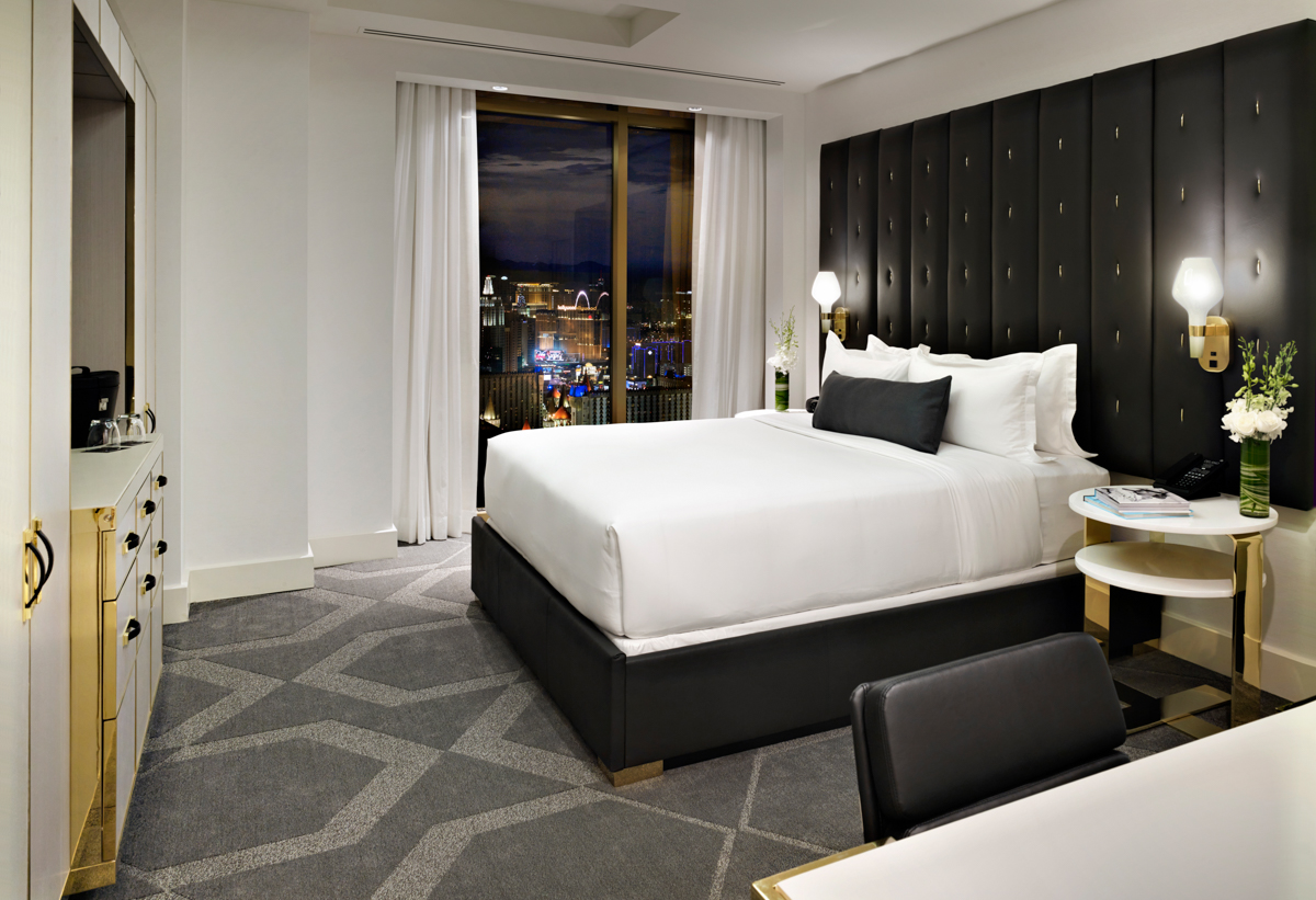 Staying at the Delano in Las Vegas 8